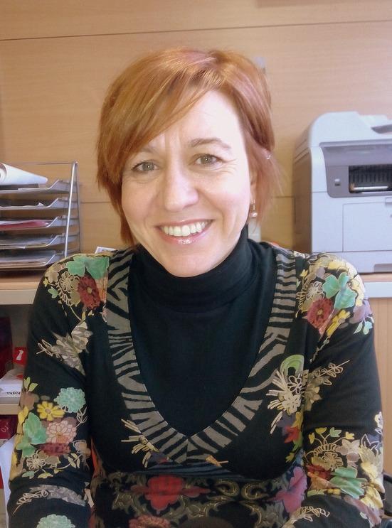 Noelia Panillo. Dietista en la Asociación Celiaca Aragonesa