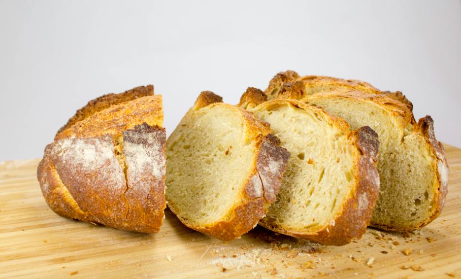 Pan recortado